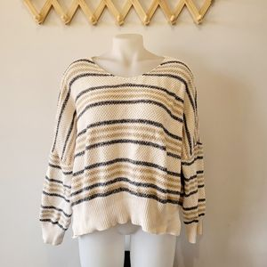 LABEL OF LOVE Oversized Knit Jumper (sS/M)